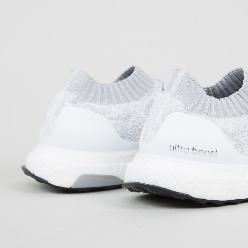 58e0a30ab8009 adidas UltraBoost Uncaged W (Footwear White White Tint Grey Two ...
