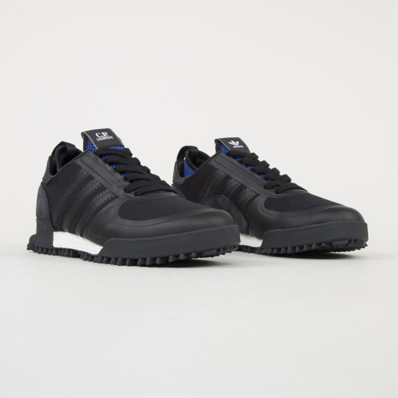 online retailer 0d19d bbf63 adidas x C.P. Company Marathon (Core Black/Core Black ...