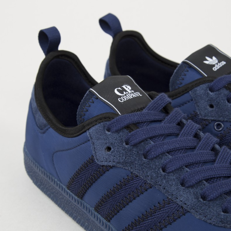 super popular 05325 a71ce adidas x C.P. Company Samba (Dark Blue/Night Sky/Dark Purple ...