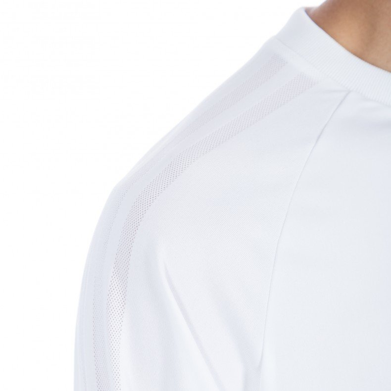 Palace adidas long sleeve white tee