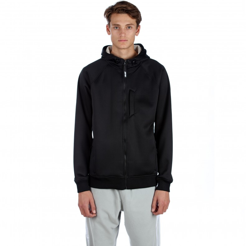 info for best sell in stock Adidas x Palace Neoprene Zip Through Hooded Sweatshirt ...