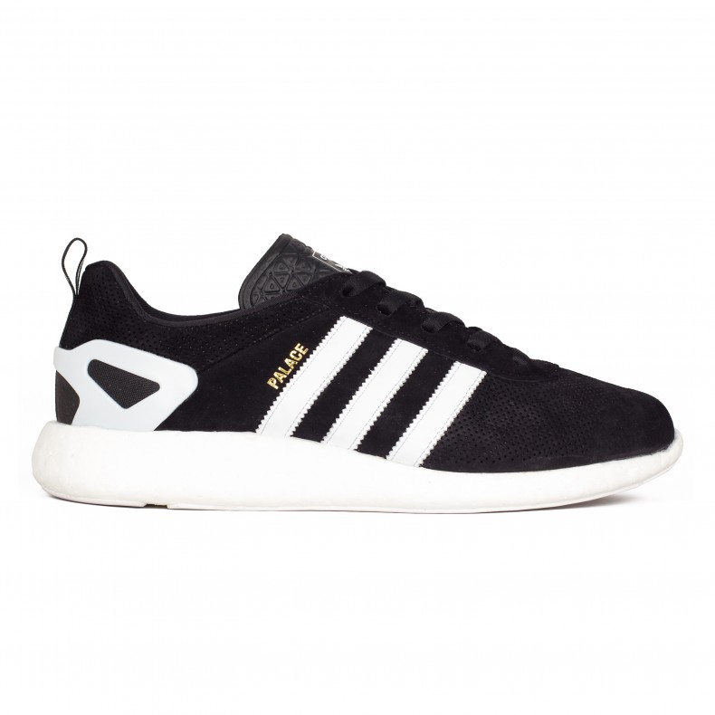 Adidas x Palace Pro Boost (Core Black Footwear White Gold Metallic) -  Consortium. 31cf1c573