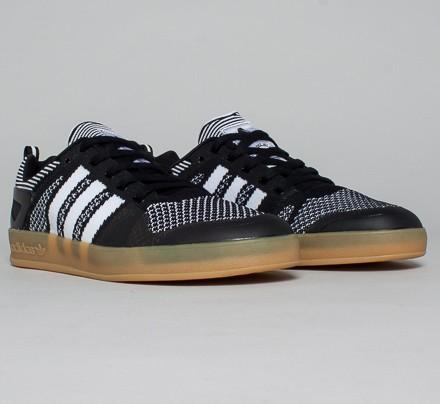 Adidas x Palace Pro Primeknit (Core Black Footwear White Gum 3) -  Consortium. 0d4cb03e1