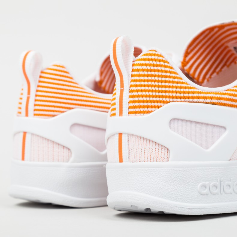 adidas x Palace Pro Primeknit (WhiteBright OrangeFootwear