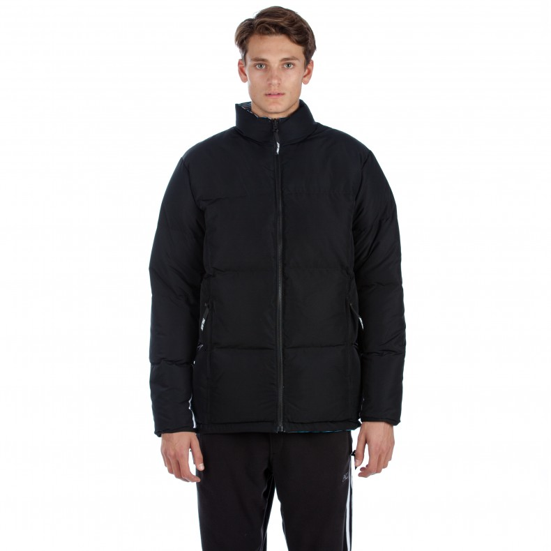 palace x adidas reversible down jacket