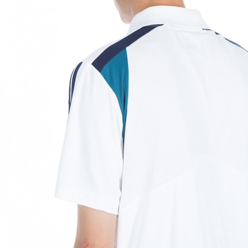 x Adidas Originals SSL Polo Shirt WhiteNight Indigo