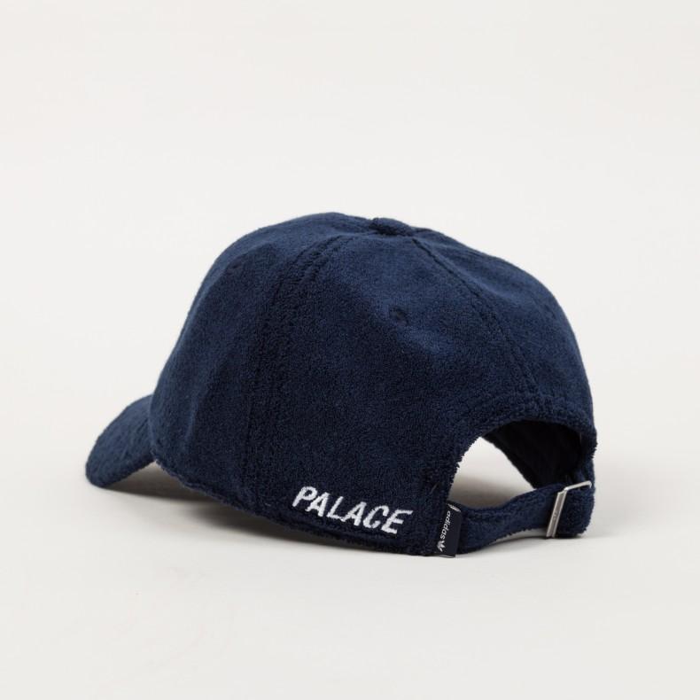 0f154e3dc2d Adidas x Palace Towel Cap (Navy) - Consortium.