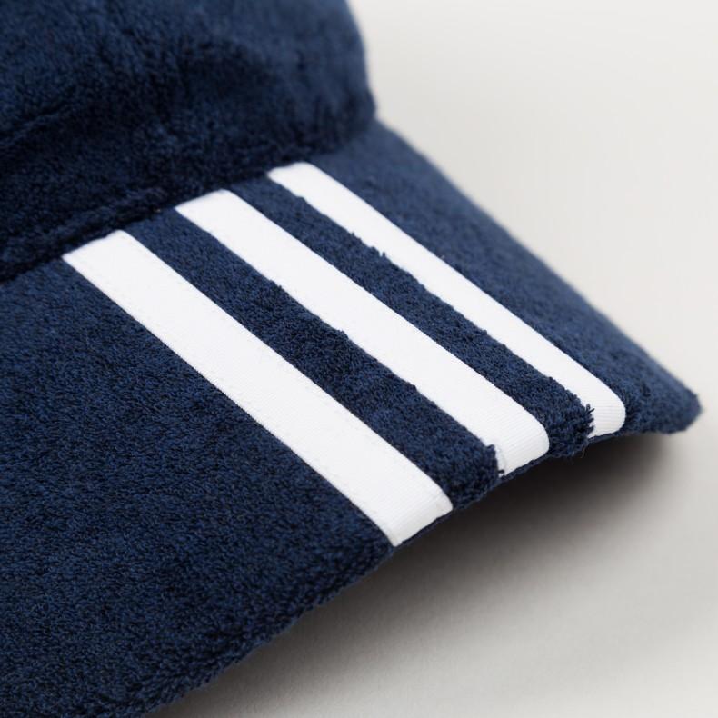 b417022c6f952 Adidas x Palace Towel Cap (Navy) - Consortium.