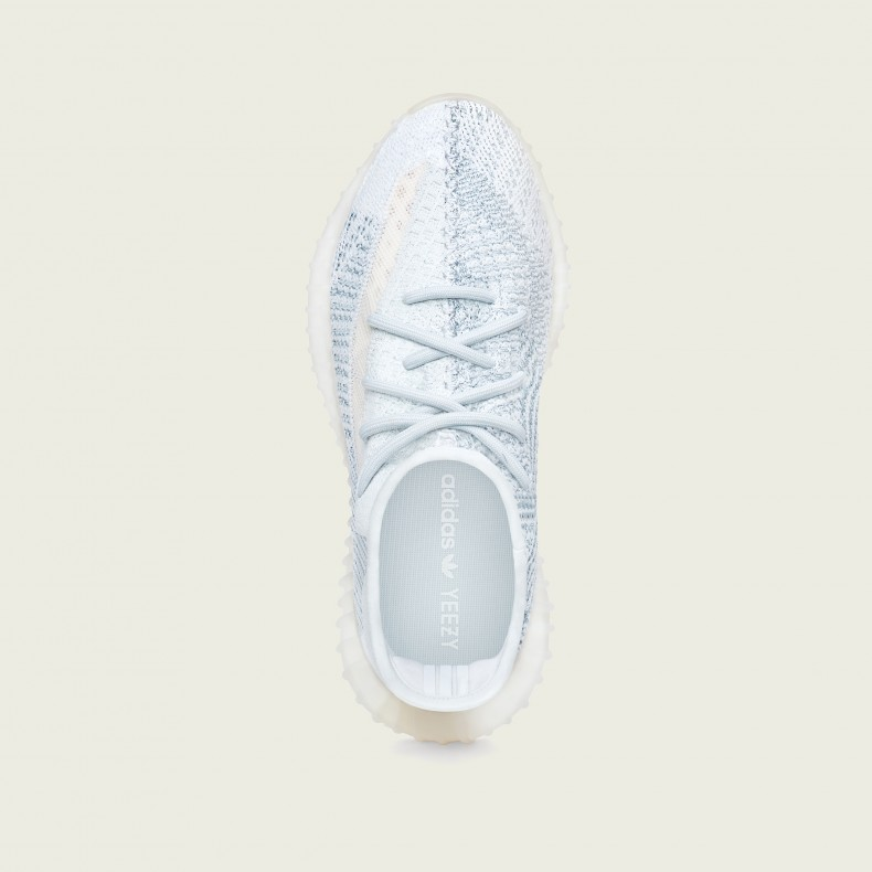 adidas YEEZY BOOST 350 V2 'Cloud White' (Cloud WhiteCloud