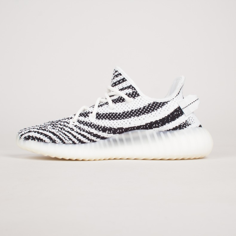 outlet store d9e77 486ed adidas YEEZY BOOST 350 V2 'Zebra' (White/Core Black/Red ...