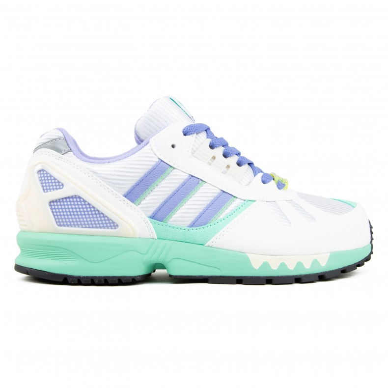adidas ZX 7000 OG G '30 Years of Torsion' (Footwear WhiteCrystal WhiteShock Yellow)
