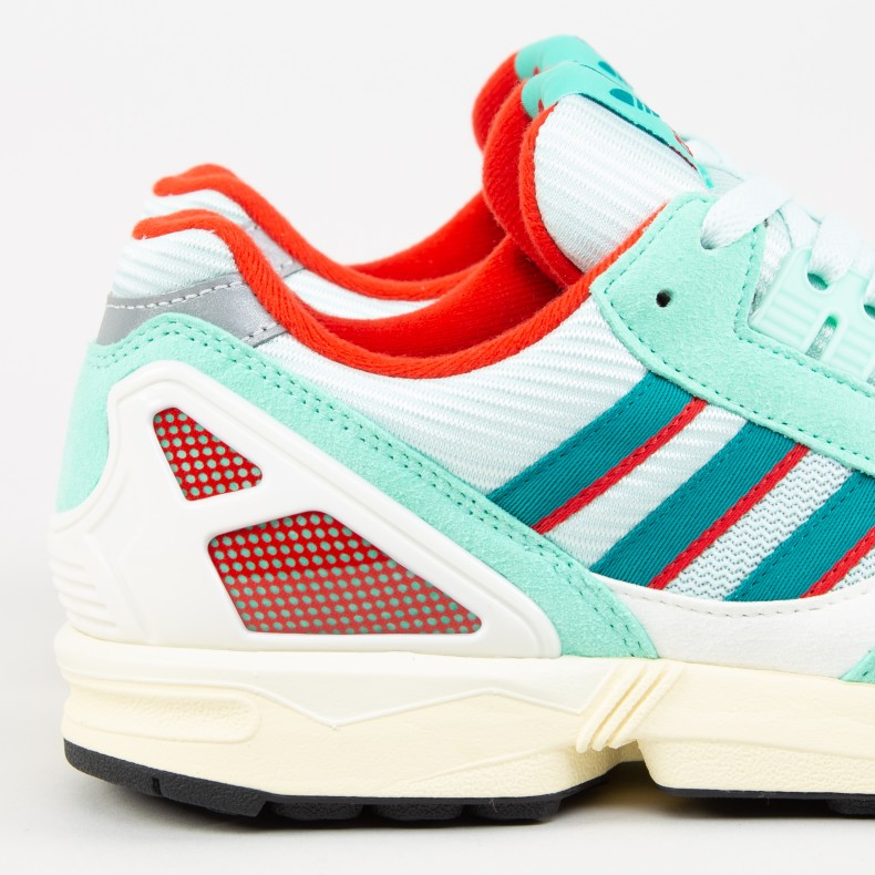 best cheap 219db ef4f3 adidas ZX 9000 OG S '30 Years of Torsion' (Mist Sun/Scarlet ...