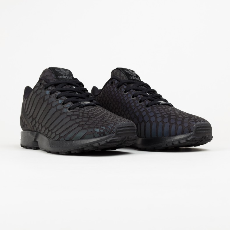 7fd97540455 Adidas ZX Flux XENO (Super Colour Core Black Core Black) - Consortium.
