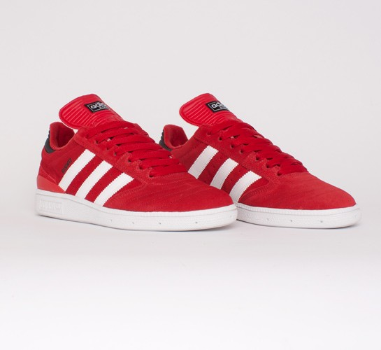 Adidas Busenitz (University Red Running White Black) - Consortium. 16e144b79