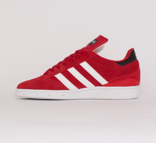 adidas Skateboarding Busenitz. (University Red Running White Black) e91bf0aa1