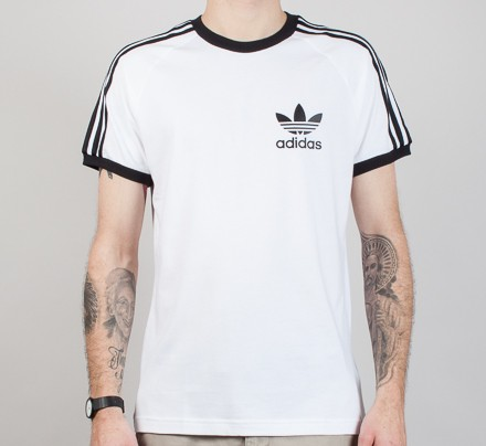 7f7e030c7 Adidas Originals Sport Essentials T-shirt (White) - Consortium.