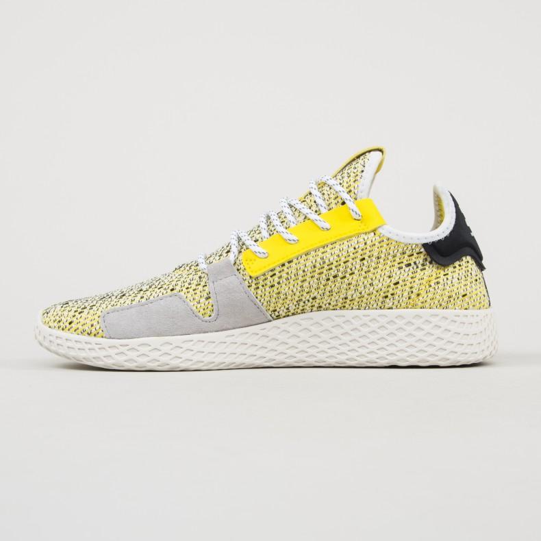 eecaedc31 adidas Originals x Pharrell Williams SOLARHU Tennis V2  Solar Pack ...