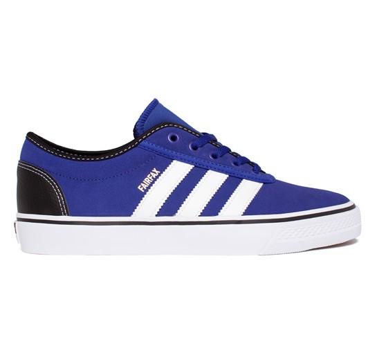 985b7443fe Adidas Skateboarding Adi Ease Fairfax (Prime Ink Blue S12 Running White  FTW Black 1) - Consortium.
