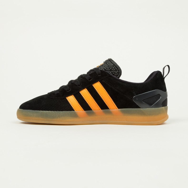 795a646b86c1 Adidas x Palace Pro (Core Black Bright Orange Gum 3) - Consortium.