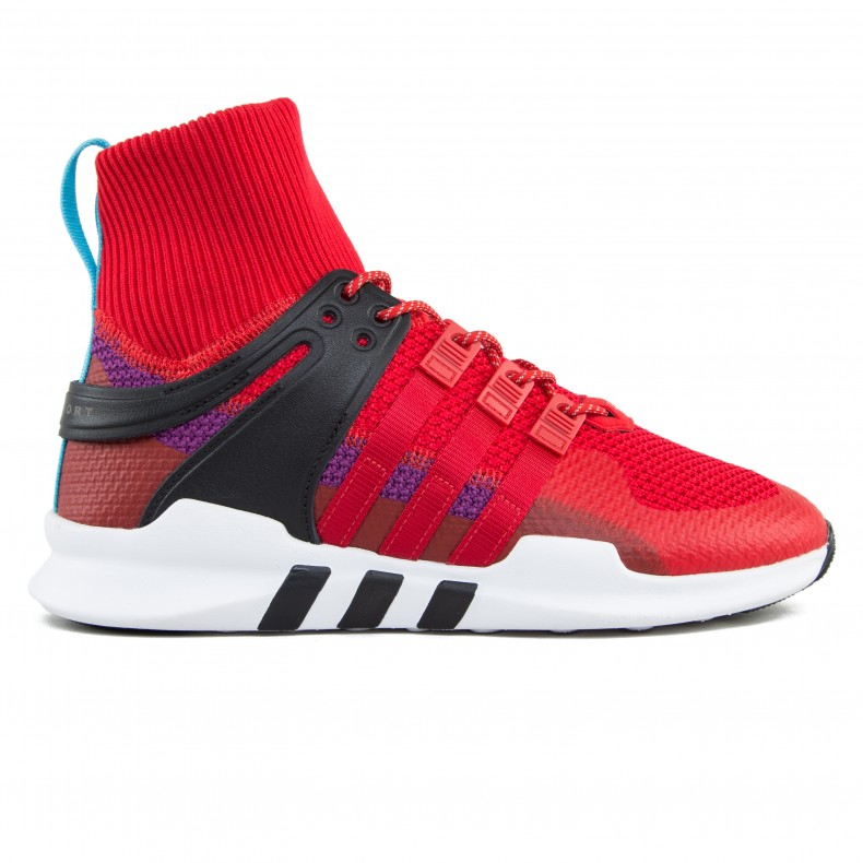 finest selection 27e1f 7c9a6 adidas Originals EQT Support ADV Winter (Scarlet/Scarlet/Shock Purple)