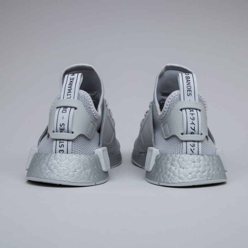 huge selection of 90aa8 56fb8 adidas Originals NMD_XR1 'Triple Grey' (Grey Two/Grey Two ...