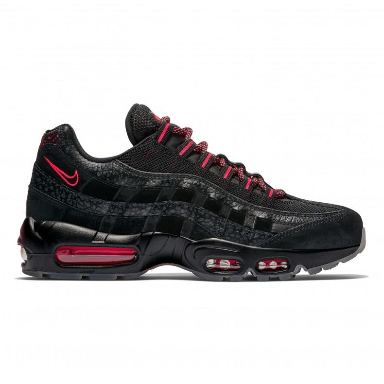 9d203325fa Nike Air Max 95 'Keep Rippin' Stop Slippin' (Black/Infrared) - AV7014-001 -  Consortium.