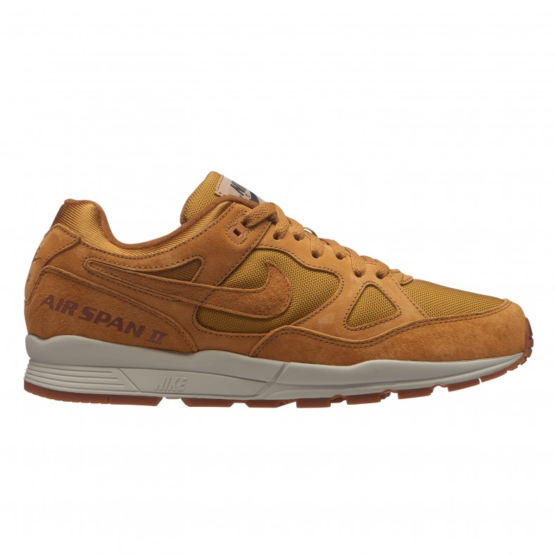 Nike Air Span II Premium (Wheat/Wheat-Light Bone-Gum Medium Brown)