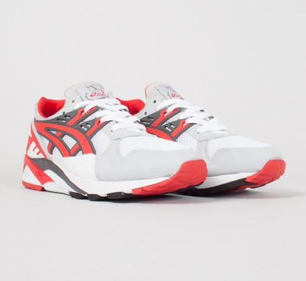 size 40 aae23 4c1f4 Asics Gel Kayano 'Friends & Family' (White/Fairy Red)
