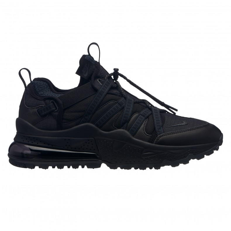 866c67c6e773 Nike Air Max 270 Bowfin  Triple Black  (Black Anthracite-Black ...