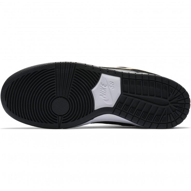 Nike SB Zoom Dunk Low Pro  Takashi  (Black Metallic-Gold) - BQ6817 ... 1b1a194f6