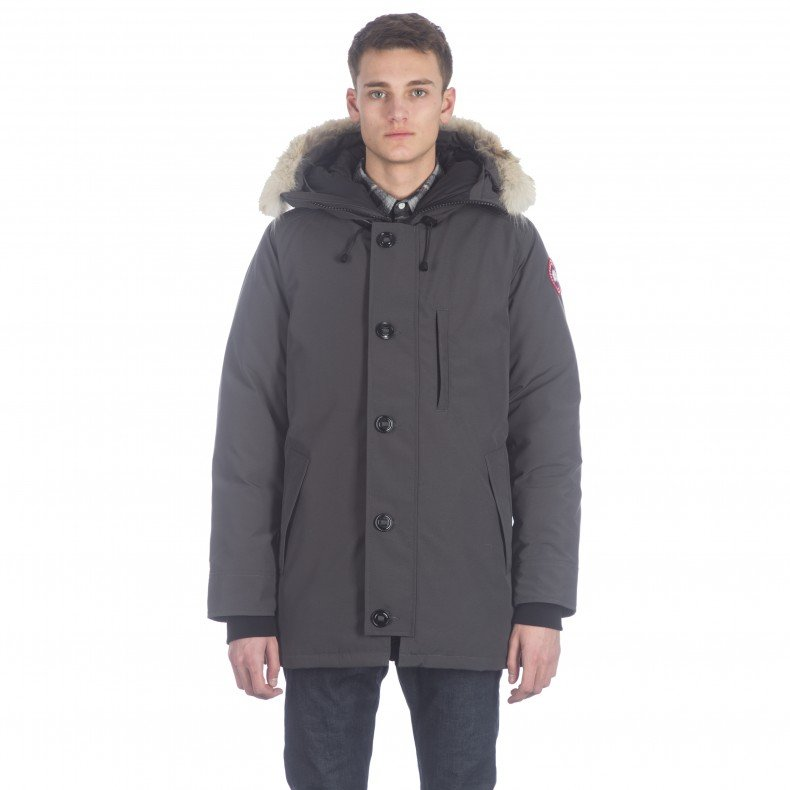 canada goose chateau parka graphite uk