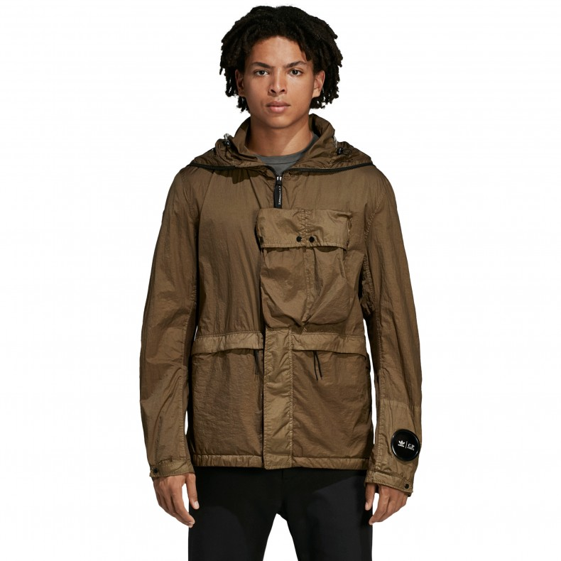 adidas explorer jacket x c.p company