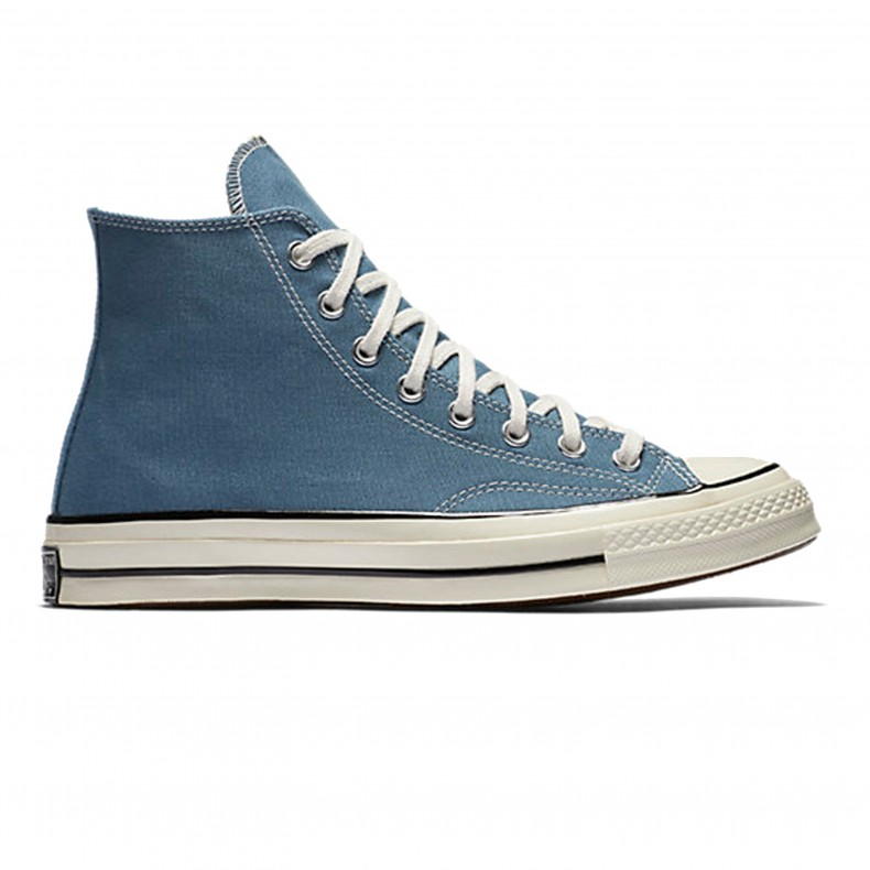 ae7e822ea914 Converse All Star Chuck Taylor 70 Hi (Blue Coast Egret Black ...