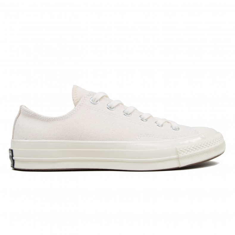 newest 2616d 532bb Converse All Star Chuck Taylor 70 OX (Natural Black Egret) 162211C -  Consortium.