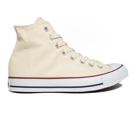 e50090002b4 Converse All Star Hi (Natural White) - Consortium.
