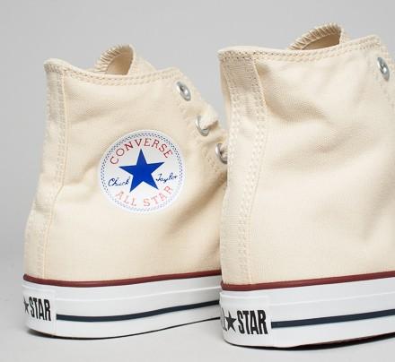 converse all star hi white