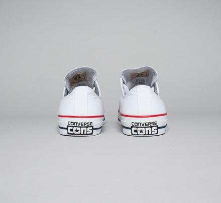 6d1904b5a215e4 Converse Cons CTAS Pro OX (White Red Navy) - Consortium.
