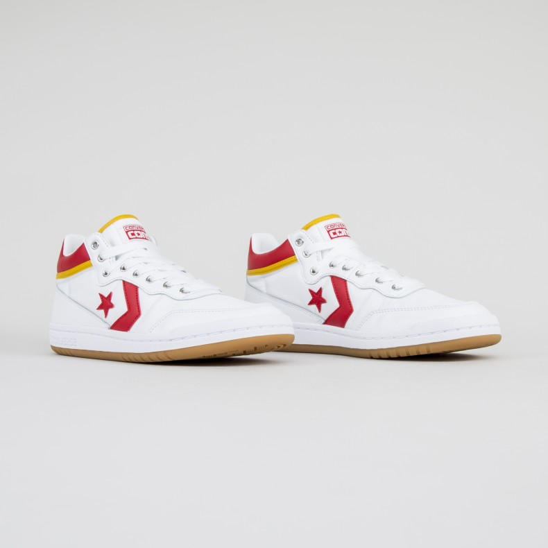 012c7394e9b7f5 Converse Cons Fastbreak Pro Mid (White Enamel Red Mineral Yellow ...