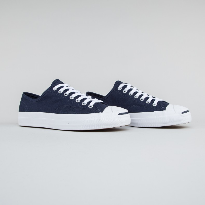 Converse Jack Purcell Ox (Obsidian)