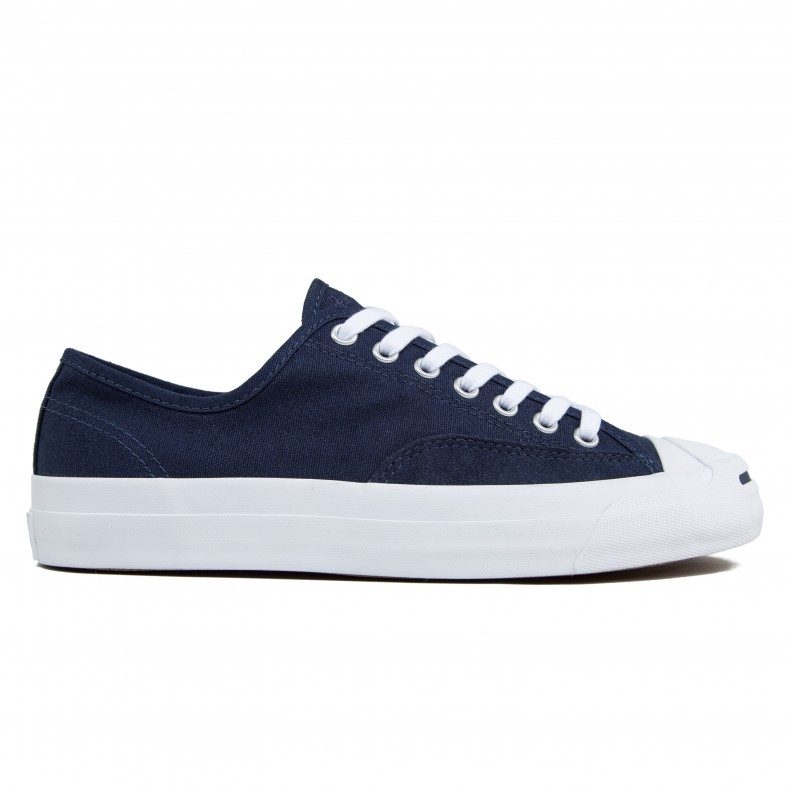 Converse Cons Jack Purcell Pro OX (ObsidianObsidianWhite