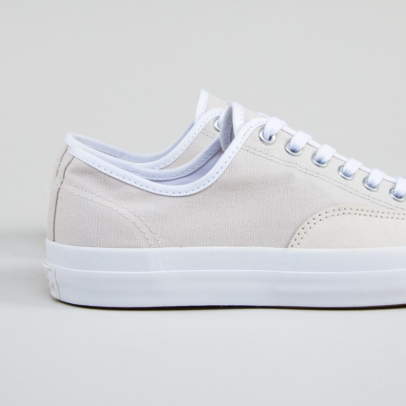 17ef2d6ae532 Converse Cons Jack Purcell Pro OX (Pale Putty White White) - Consortium.