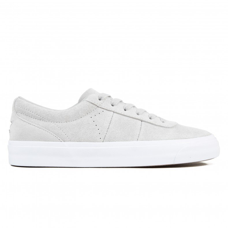 39a544477cec Converse Cons One Star CC OX (Pale Grey Pale Grey Red) - Consortium