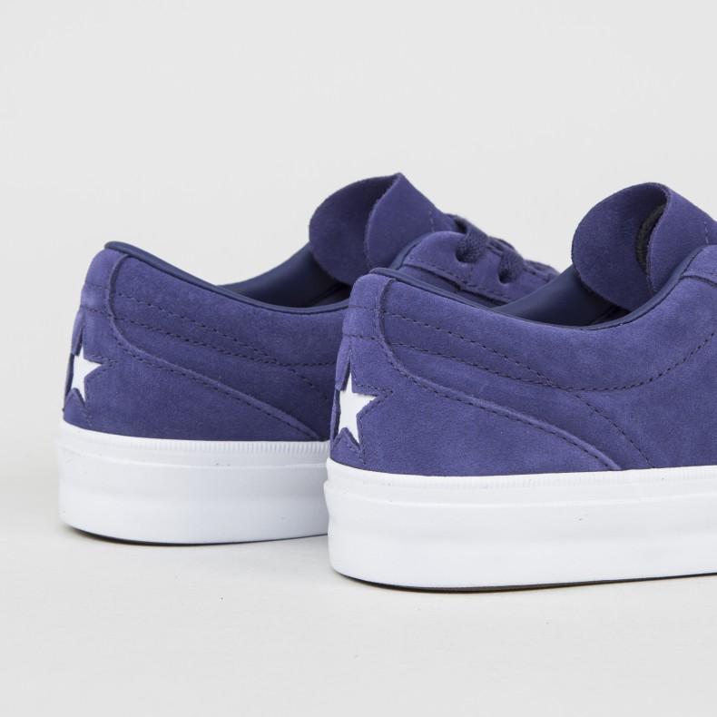 19e5591d639 ... low cost converse cons one star cc pro ox purple d3604 0c3e4