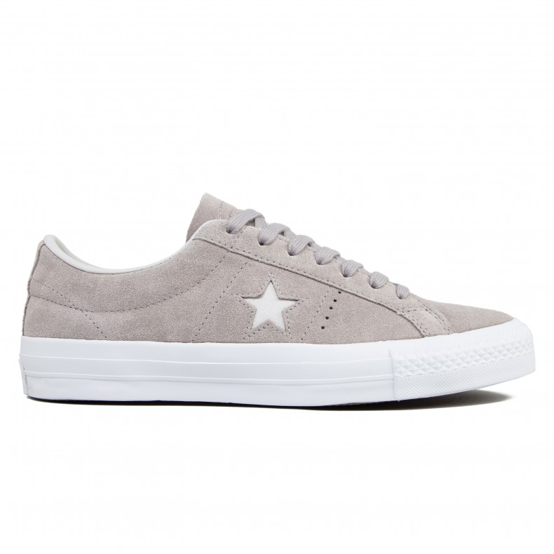 3a15d3bf8bef86 Converse Cons One Star Pro OX (Malted Pale Putty White) - Consortium.