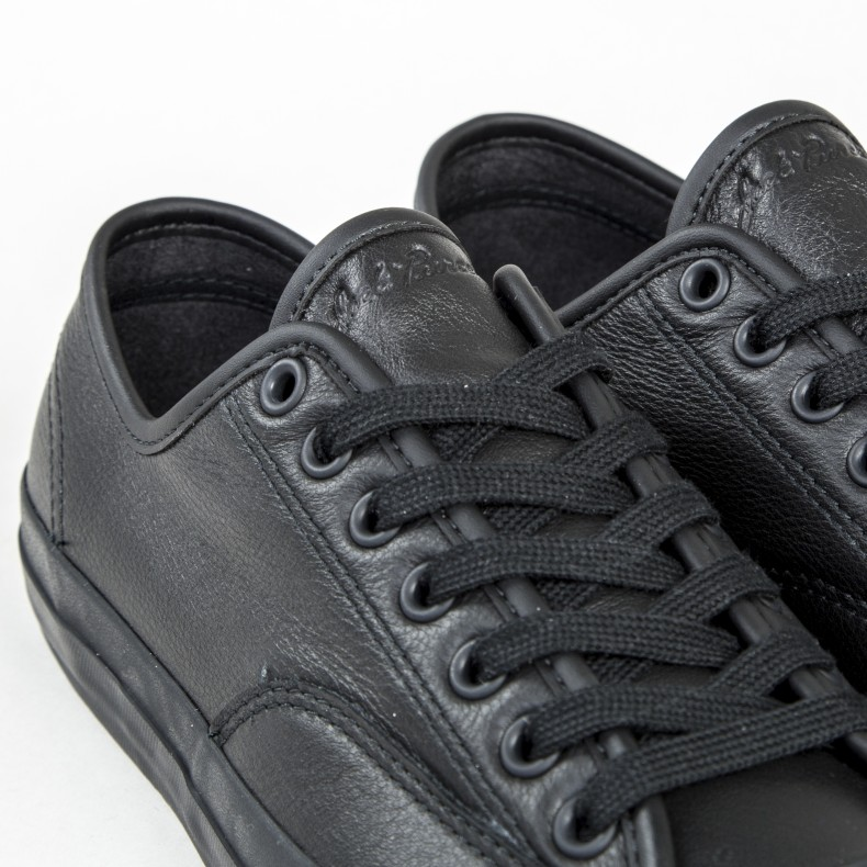 a65f84630b4b Converse Cons x GX1000 Jack Purcell Pro OX (Black Black Black ...
