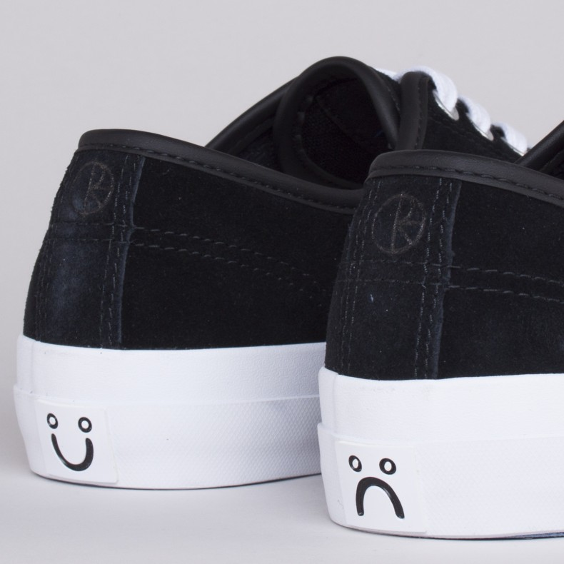 115a4c64d455 Converse Cons x Polar Skate Co. Jack Purcell Pro (Black Black White ...