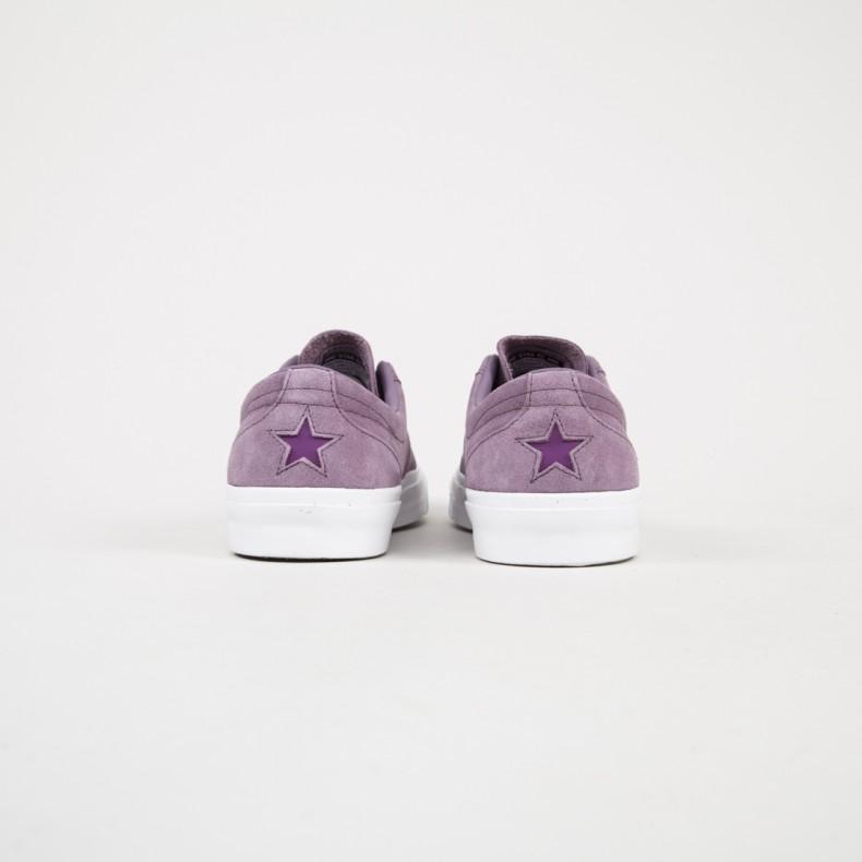 Converse Cons One Star CC Pro OX (Violet DustIcon VioletWhite)