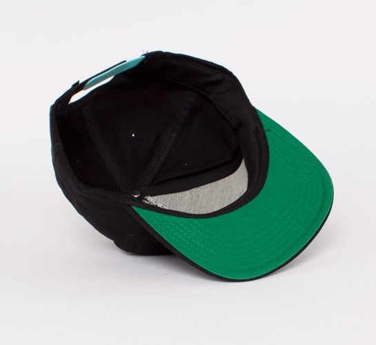 cca1f4614d9 Diamond Supply Co. Brilliant Snapback Cap (Black Diamond Blue ...
