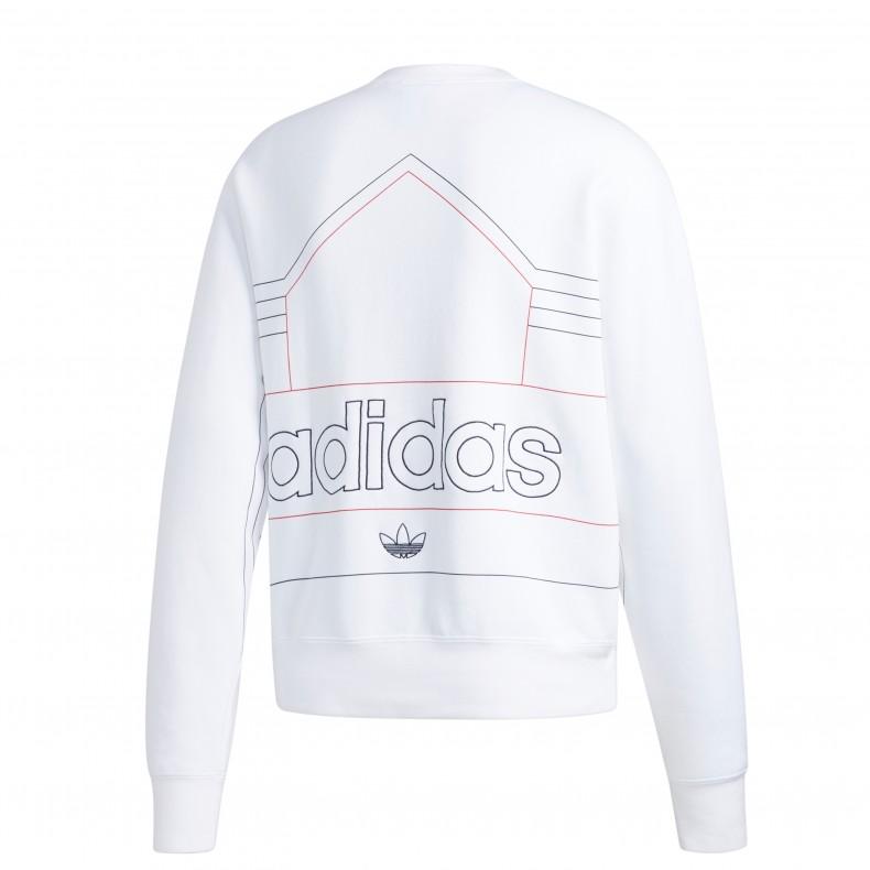 adidas rivalry crewneck sweatshirt