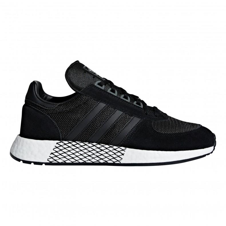755f00df109959 adidas Originals Marathon x 5923 'Never Made Triple Black Pack ...